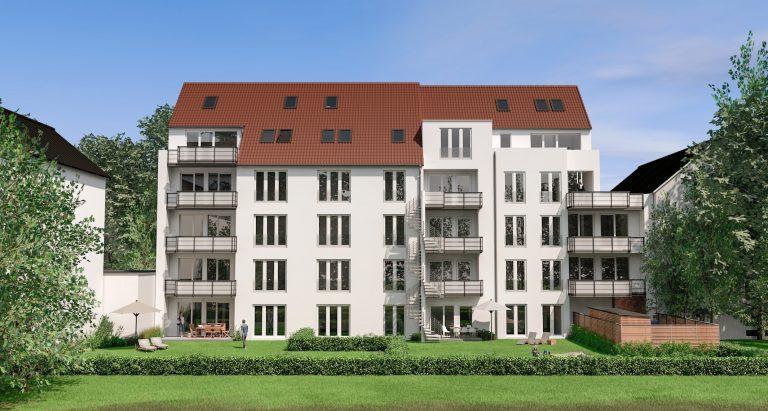Neubau, 13 Eigentumswohnungen mit hochwertiger Ausstattung