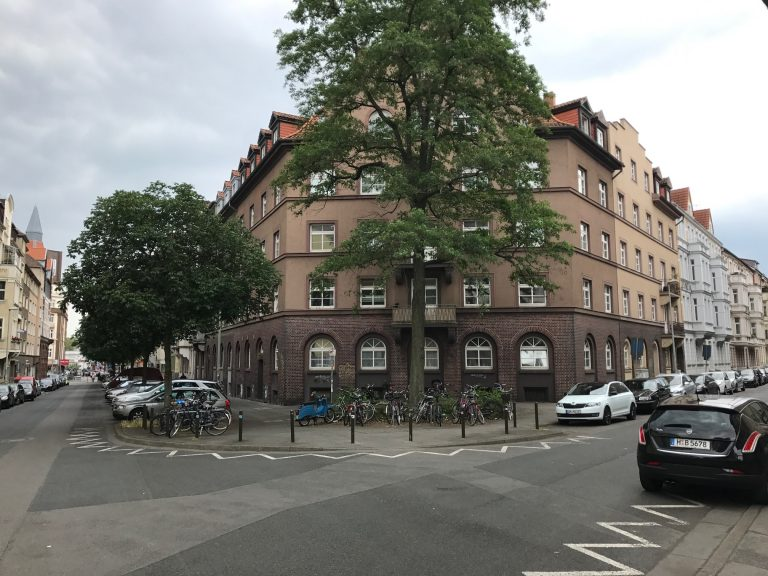 Mehrfamilienhaus in Linden