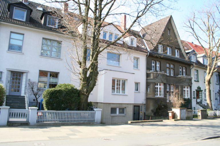 Einfamilienhaus auf der Bult