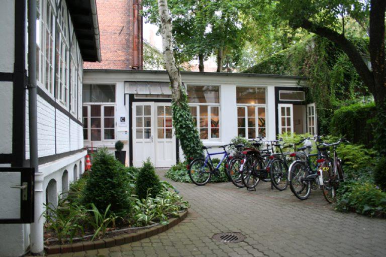 Exklusives Loft im Hinterhof in der Oststadt
