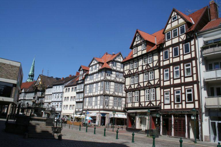 Eigentumswohnung in der historischen Altstadt