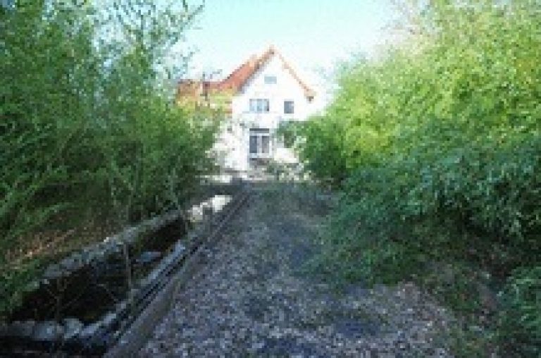 Landhaus - Terrassen, historische Villa an der Eilenriede