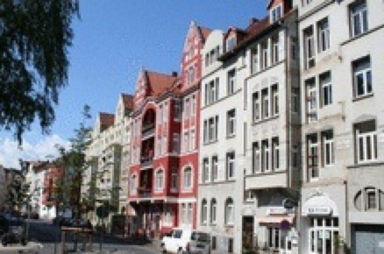 Lister Jugendstil-Altbau in der beliebten Voßstraße